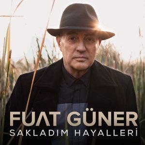 Cover : Sakladım Hayalleri
